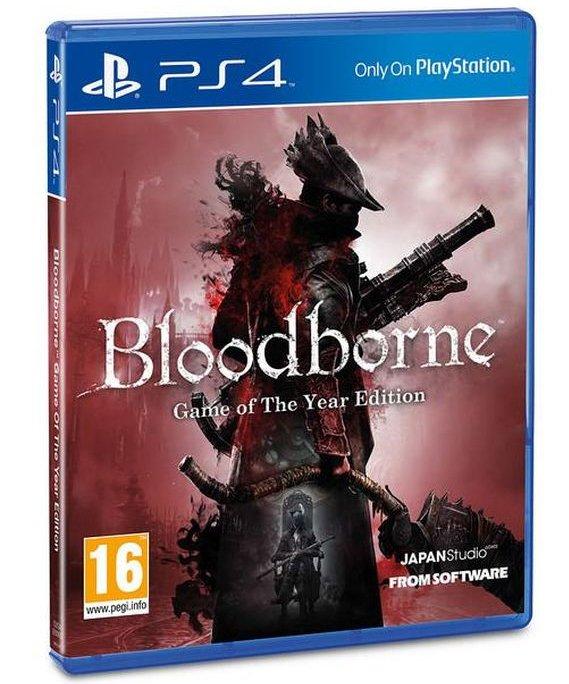 Bloodborne: Game of the Year Edition (PS4) für 21,98€ inkl. Versand