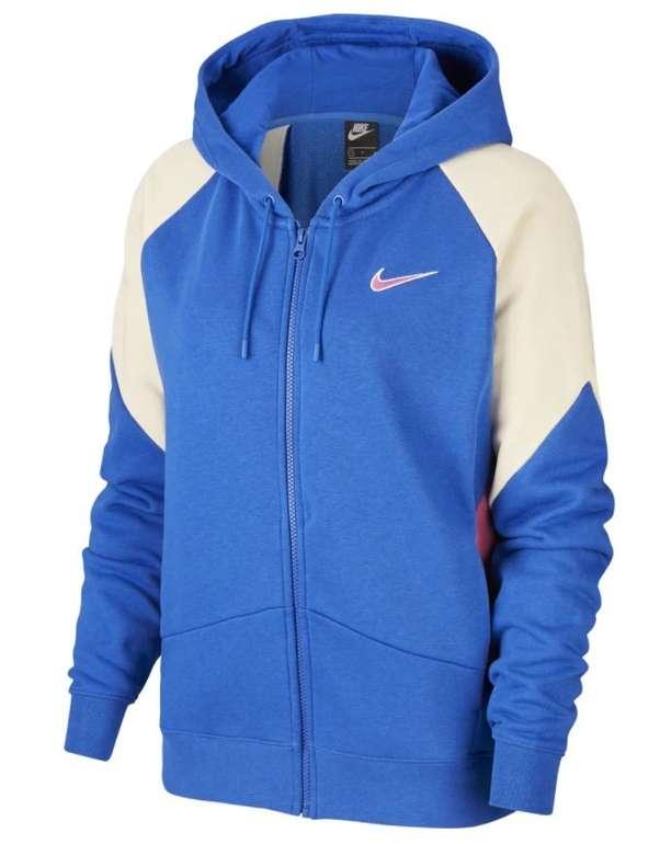 Nike Damen Kapuzenjacke für 19,99€ inkl. Versand (statt 40€) - Intersport Club!