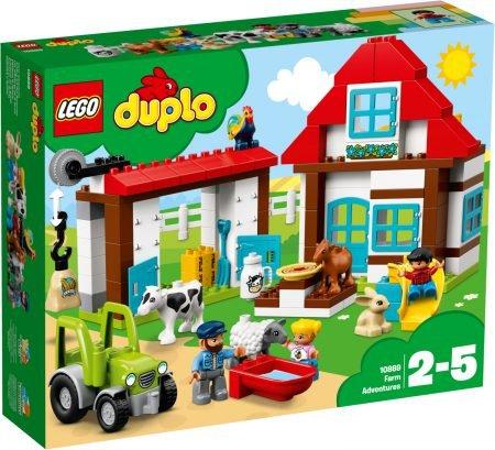 Toys'R'Us: 20% Rabatt auf alle Lego Duplo Artikel ab 30€ Bestellwert