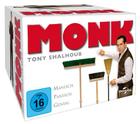 """""""Monk"""" Komplettbox (32 DVDs) für 28,69€ inkl. Versand (statt 39€)"""