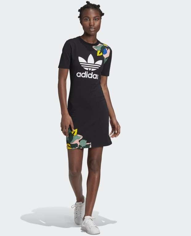 Adidas Originals Damen T-Shirt-Kleid für 25,89€ inkl. Versand (statt 37€)