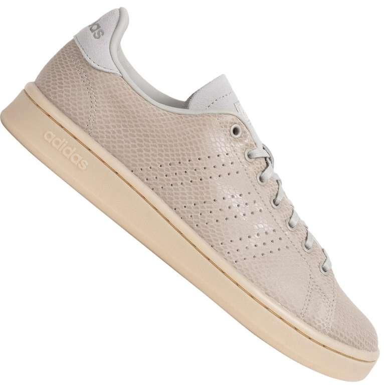 adidas Advantage Damen Sneaker in grauem Design für 43,94€ inkl. Versand (statt 51€)