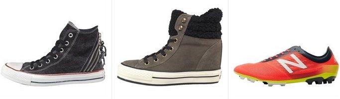 Deichmann Rabatt: Jedes 2. Paar Schuhe zum halben Preis + Sale