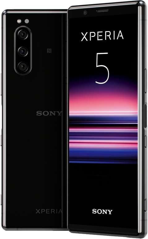 Mobilcom Debitel Telekom Allnet-Flat mit 6GB LTE + Sony Xperia 5 (+29€) für 26,99€ mtl.