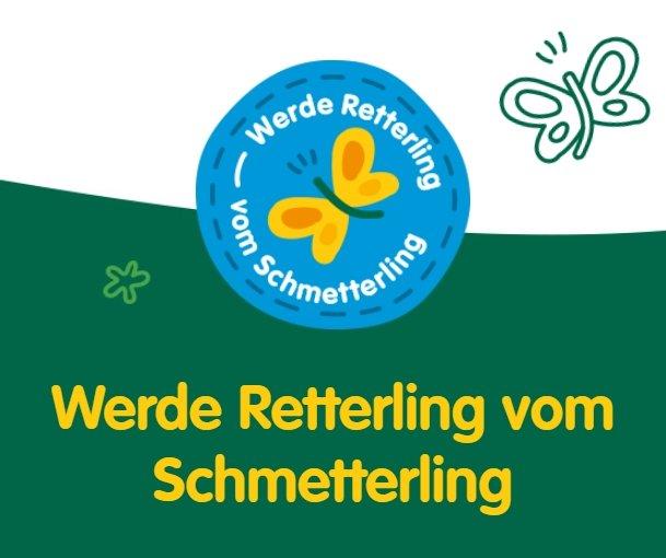 """Aktion """"Retterling vom Schmetterling"""": Kostenlose Seedballs bestellen"""