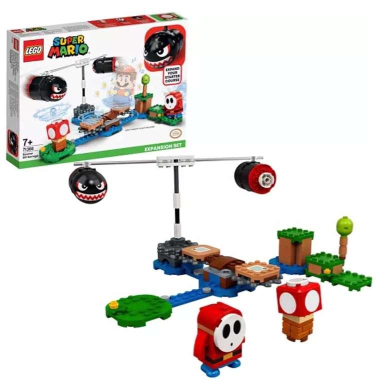 Lego Super Mario - Riesen-Kugelwillis (71366) für 17,98€ inkl. Versand (statt 24€)