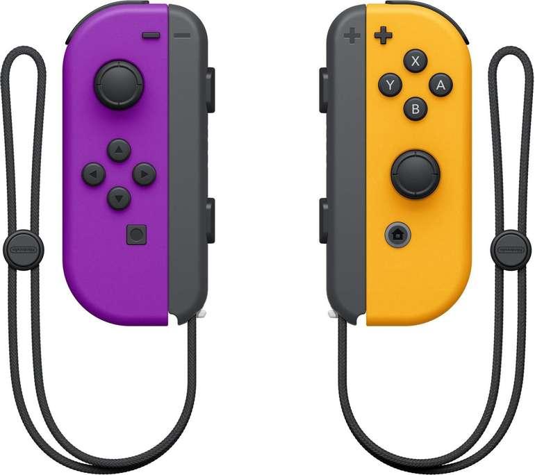 2er Set Nintendo Switch Joy-Con Controller in verschiedenen Farben für je 57,99€ inkl. Versand (statt 66€)