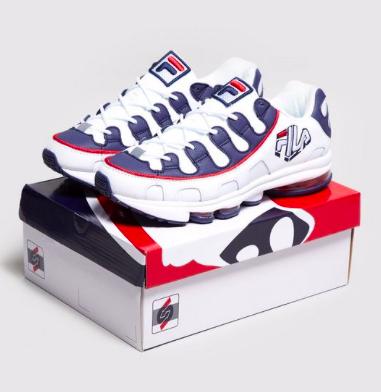 FILA Silva Trainer Damen & Herren Sneaker ab 39€ inkl. Versand (statt 79€)