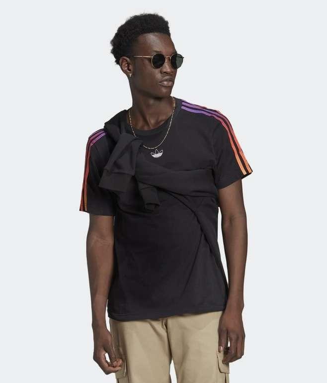 Adidas SPRT 3-Streifen Herren T-Shirt für 24,75€ inkl. Versand (statt 30€) - Creators Club!