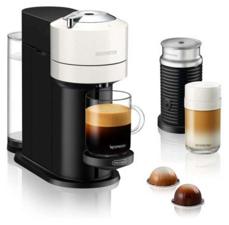 DeLonghi ENV 120.WAE Vertuo Next Nespressoautomat inkl. Aeroccino 3 für 80,91€ (statt 120€)