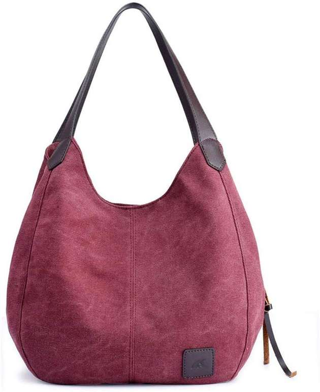 Gindoly Handtasche in verschiedenen Farben ab 9,99€ inkl. Prime VSK