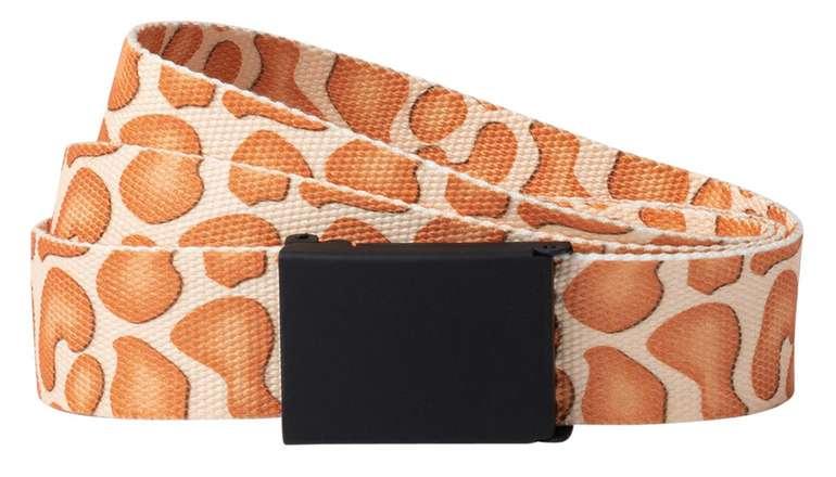 MSTRDS Animal Print Gürtel Giraffe für 1€ zzgl. Versand (statt 5€)