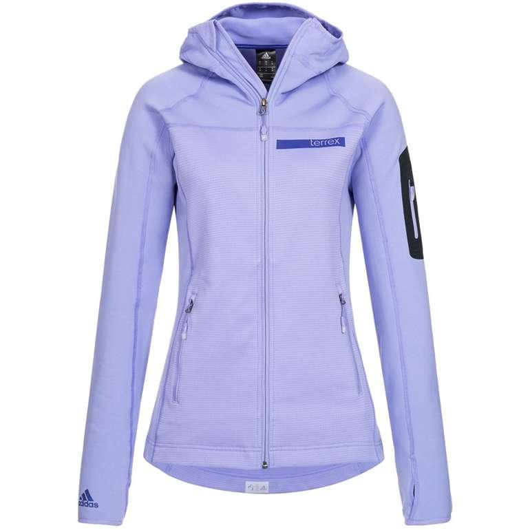 adidas Terrex Stockhorn Damen Outdoor Fleece Jacke für 44,44€ inkl. Versand (statt 65€)