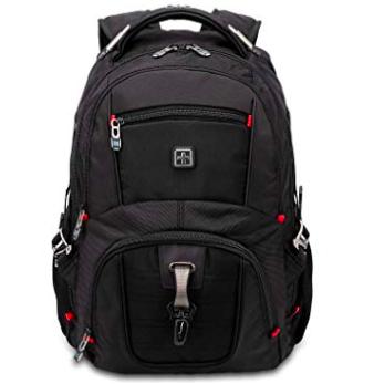 """Suissewin SN9932 - Laptop Rucksack für 15,6"""" Notebooks nur 19,99€ (statt 40€)"""