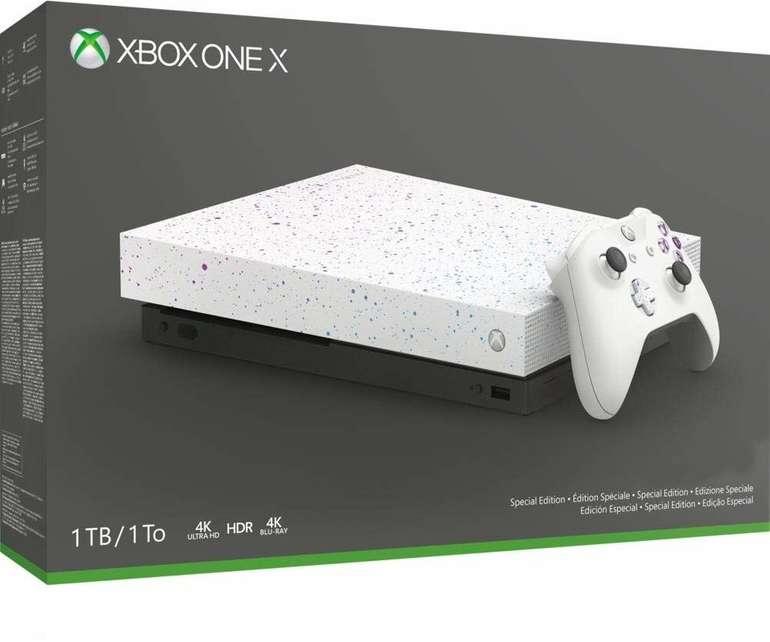 Xbox One X 1TB Hyperspace Special Edition für 299,99€ inkl. Versand (statt 339€)