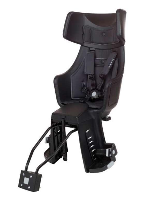 Bobike Fahrradsitz Maxi Tour Exclusive Plus 1P-Bügel Urban Black für 65,09€ inkl. Versand (statt 75€)
