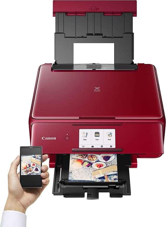 Canon TS8152 All-in-One WLAN-Drucker (Print App, Duplex) für 89€ inkl. Versand (statt 100€)