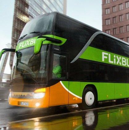 Flixbus:  One-Way-Fahrt quer durch Deutschland für nur 11,99€ (04.11 bis 29.02.2020)