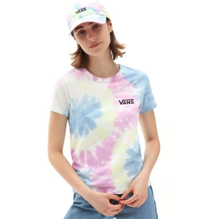 Vans Spiraling Wash Baby Damen T-Shirt für 17,10€ inkl. Versand (statt 22€)