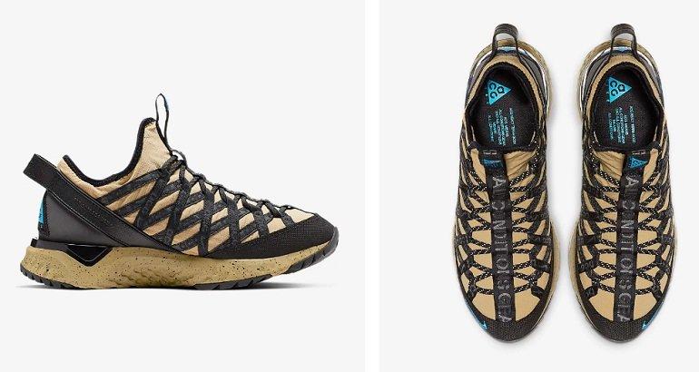 Nike ACG React Terra Gobe Herren Sneaker 2