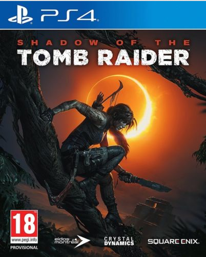 Shadow of the Tomb Raider PS4 für 29€ inklusive Versand (statt 34€)