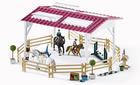 Schleich - Reitschule mit Reiterinnen und Pferd (42389) für 36,94€ (statt 44€)