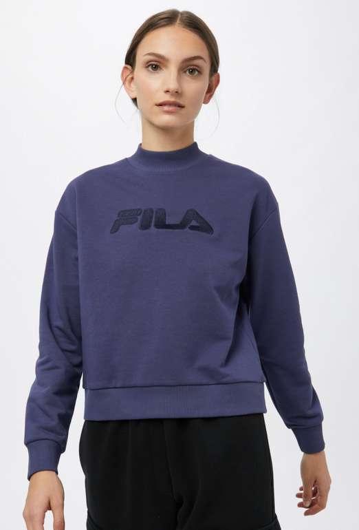 """Fila Damen Sweatshirt """"Fauna"""" in indigo / schwarz für 24,95€ inkl. Versand (statt 65€)"""