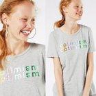 Damen T-Shirt 'Optimism' von Vero Moda für 5,31€ inkl. Versand (statt 10€)