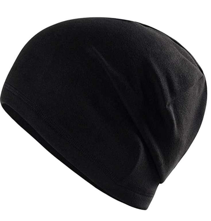EasyULT Fleece Laufmütze in schwarz für 4,99€inkl. Prime Versand (statt 13€)