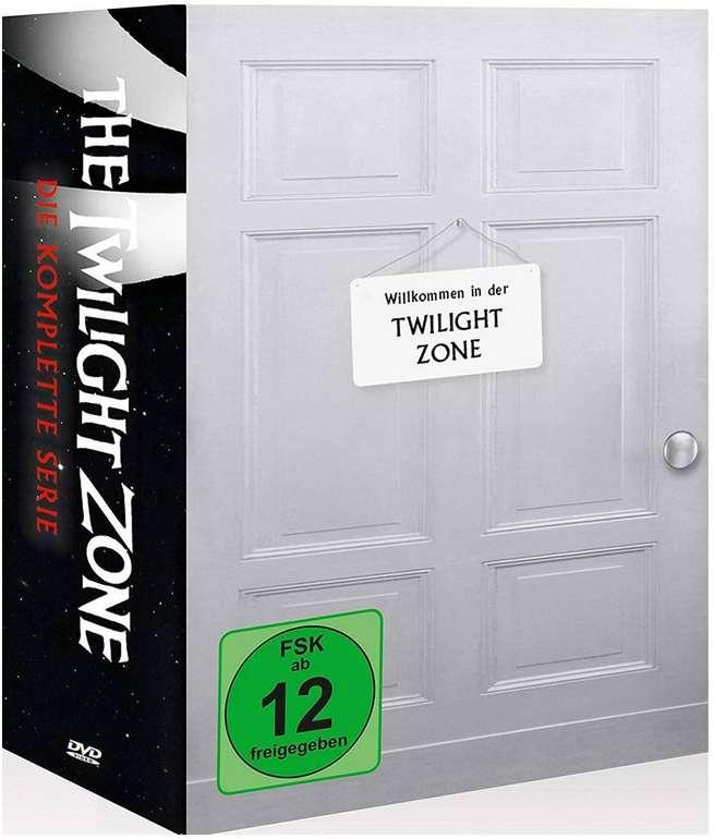The Twilight Zone - Die komplette Serie (30 DVDs) für 39,99€ inkl. VSK