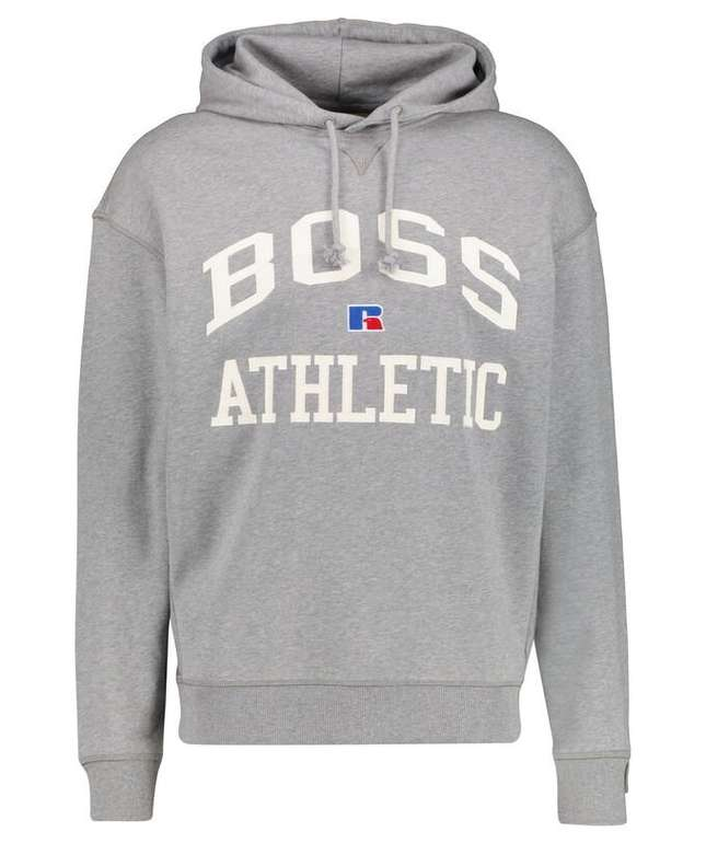 "Boss Herren Sweatshirt ""Safa_RA"" mit Kapuze für 121,76€ inkl. Versand (statt 141€)"