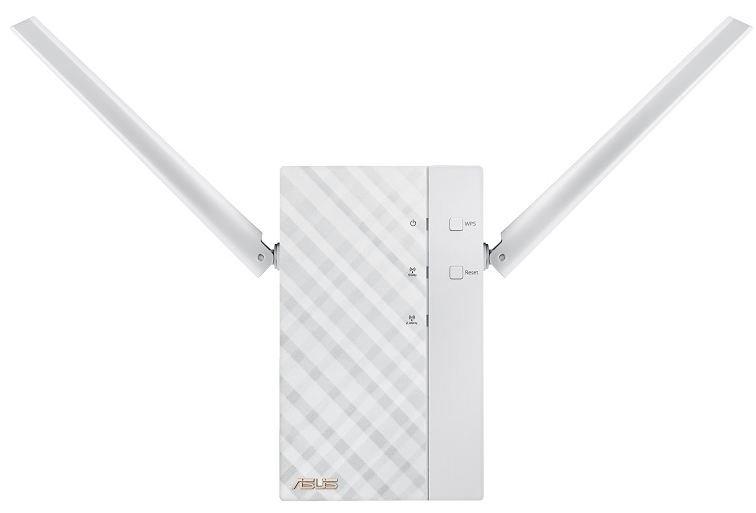 Asus RP-AC56 Dualband WLAN-Repeater für 54,90€ (statt 64,69€)