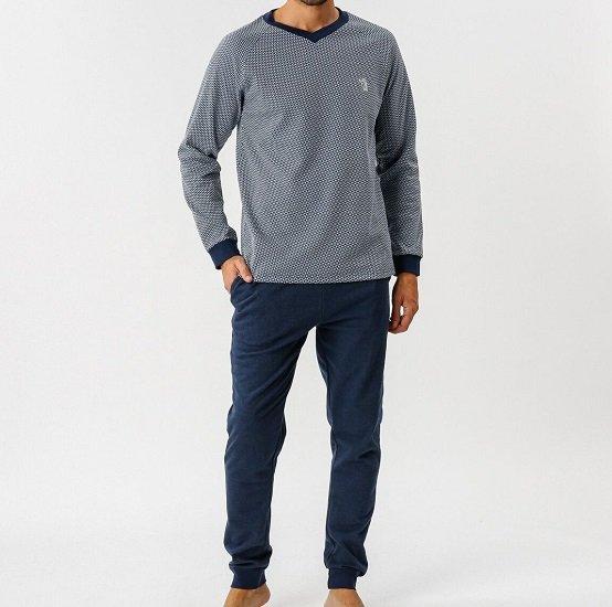 Eskimo Unterwäsche und Sleepwear bis zu -61%, z.B. Pyjama-Set: Shirt + Hose Dambert für 22,99€ zzgl. Versand
