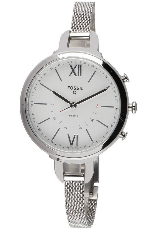 "Fossil Q Hybrid Smartwatch ""Anette Millenaise"" für 53,72€ inkl. VSK (statt 99€)"
