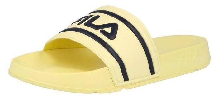 """Fila Pantolette """"Morro Bay"""" in Gelb für 16,03€ inkl. Versand (statt 21€)"""