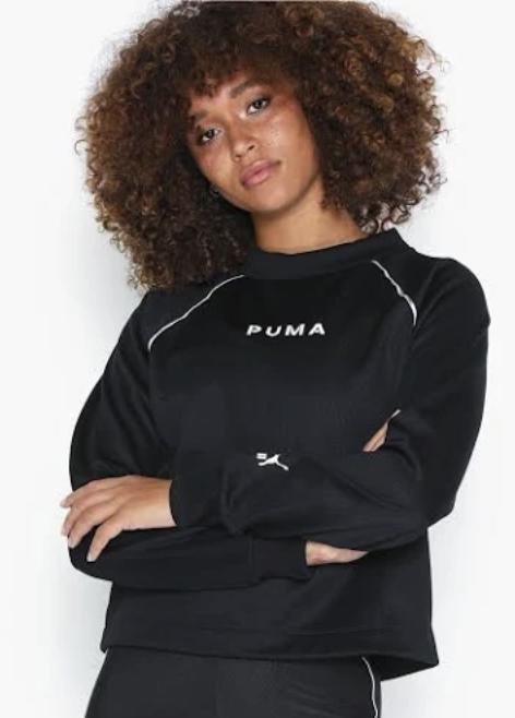 Puma XTG Crew Shirt in schwarz für 24€ inkl. Versand (statt 37€)