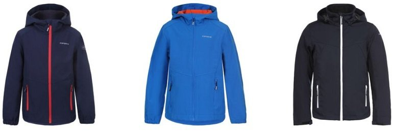 Sport-1A Softshelljacken Sale