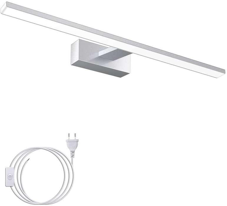 Solmore LED Spiegelleuchte (60cm, 15W, 6000K) für 15,94€ inkl. Prime Versand (statt 29€)