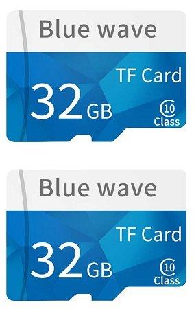 Docooler TF Micro-SD Speicherkarten reduziert, z.B. 2x 32GB für 8,24€ (Prime)