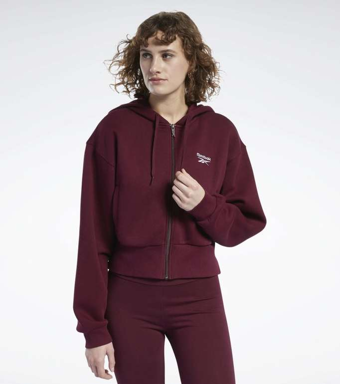 Reebok Classics Damen Vector Hoodie für 29,99€ inkl. Versand (statt 39€)