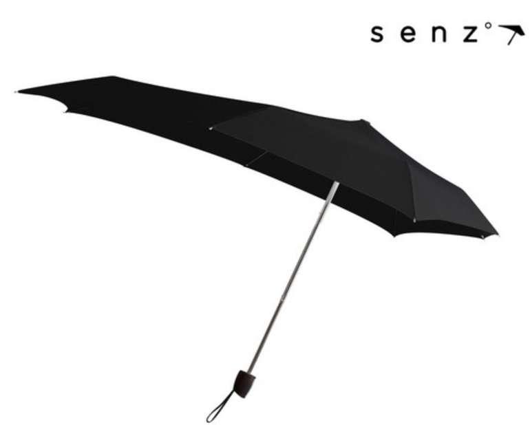 Senz° Smart S Klappbarer Sturmschirm für 20,90€ inkl. Versand (statt 40€)
