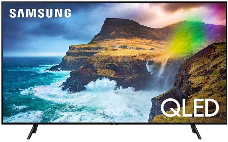 "Samsung GQ65Q70RGT - 65"" LCD-TV (4K Ultra-HD, Smart TV, 3.300 PQI, Alexa) für 1079€ + 80€ Cashback"