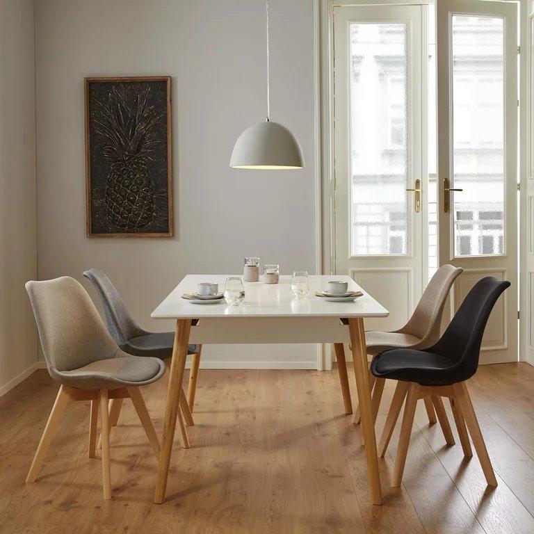 "Bessagi Home Stuhl ""Rocksi"" in 3 Farben für je 25,90€ inkl. Versand (statt 65€)"