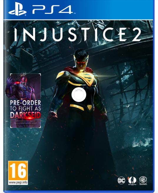 Injustice 2 (PS4) für 14,95€ inkl. Versand (Vergleich: 23€)