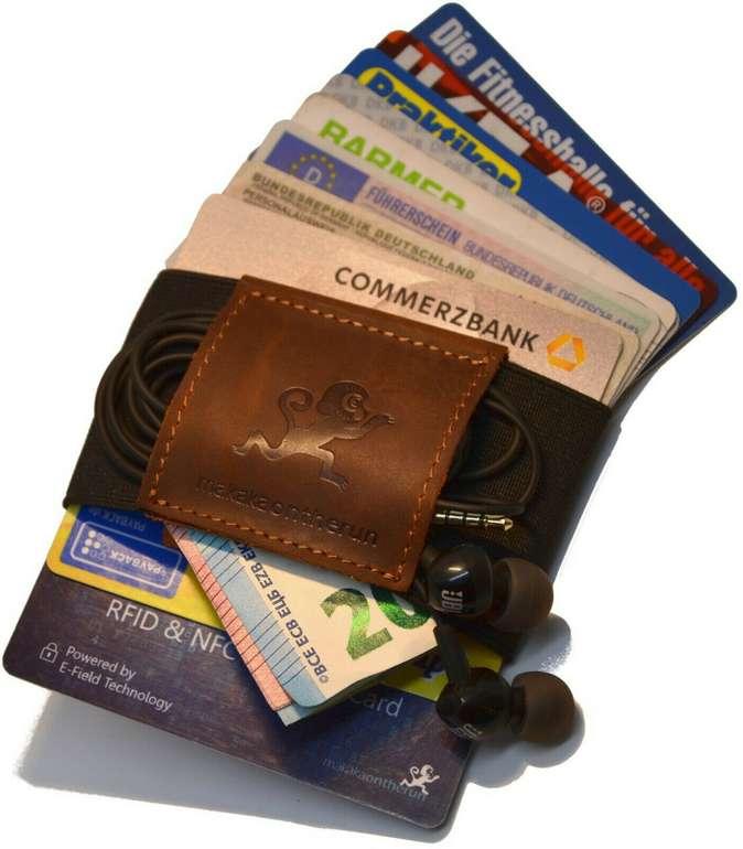 MakakaOnTheRun Triple Slim Wallet für 18,53€ inkl. Versand