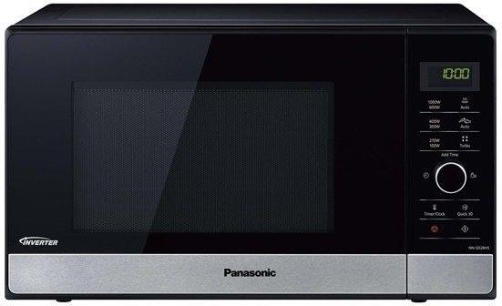 Panasonic NN-SD28HSGTG Mikrowelle mit 23 Liter für 99€ (statt 137€)