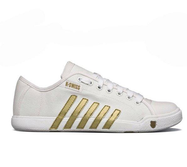 K Swiss Moulton Damen Sneaker (Größen: 36 37,5) für 34,99€…