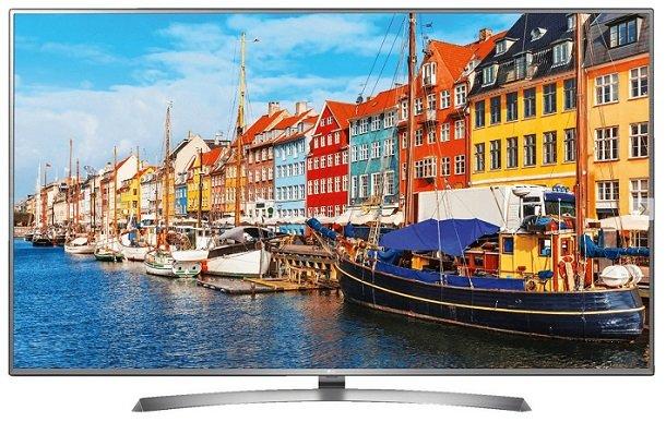 LG 75UJ675V - UHD 4K TV mit 75 Zoll & Smart TV für 1.299€ (statt 1.579€)