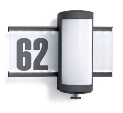 """Steinel Hausnummerleuchte """"L 625"""" LED mit Bewegungsmelder für 89,95€ (statt 110€)"""