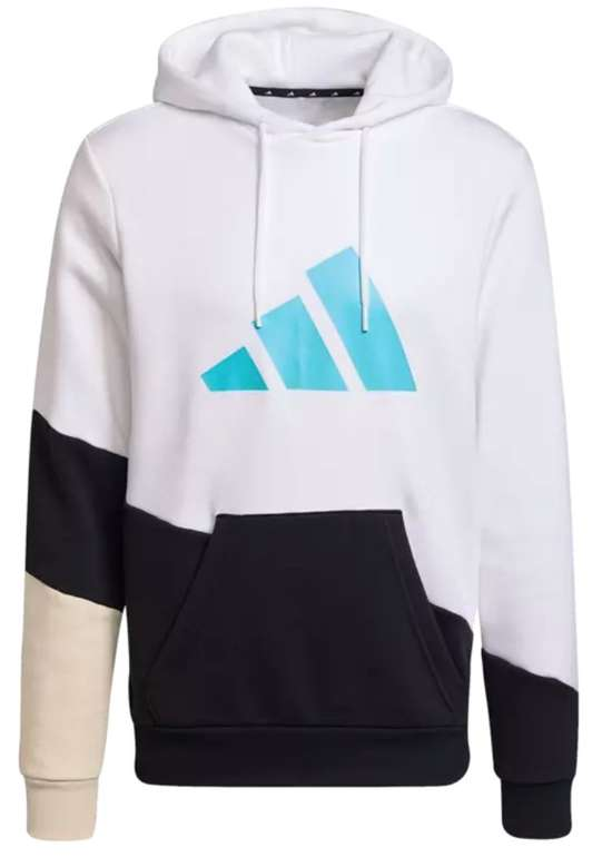 adidas Kapuzenpullover Sportswear Colorblock (versch. Farben) für je 39,95€ inkl. Versand (statt 52€)